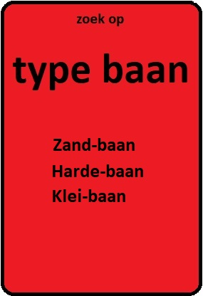 Type Crossbaan